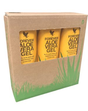 Forever Aloe Gel Tri Pack