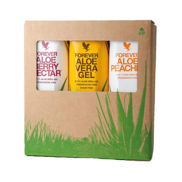 Forever Mixed Aloe Tri-Pack Bulk