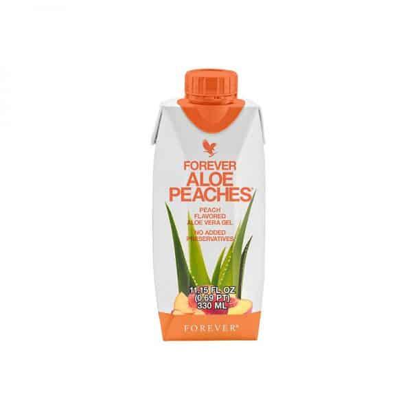 Forever Aloe Peaches Minis