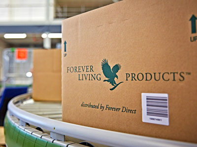Forever Living Direct Distribution